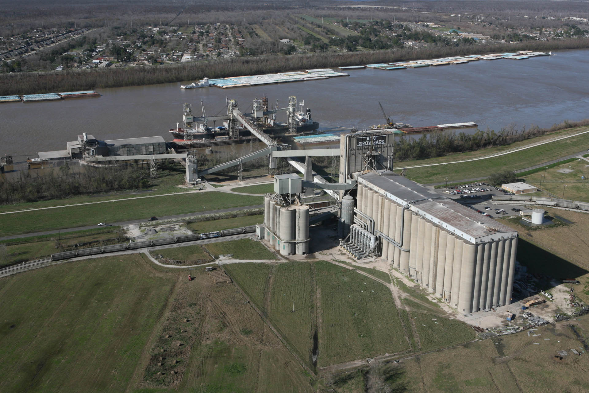 ADM Grain Co , - Ama | Blue Water Shipping, Inc