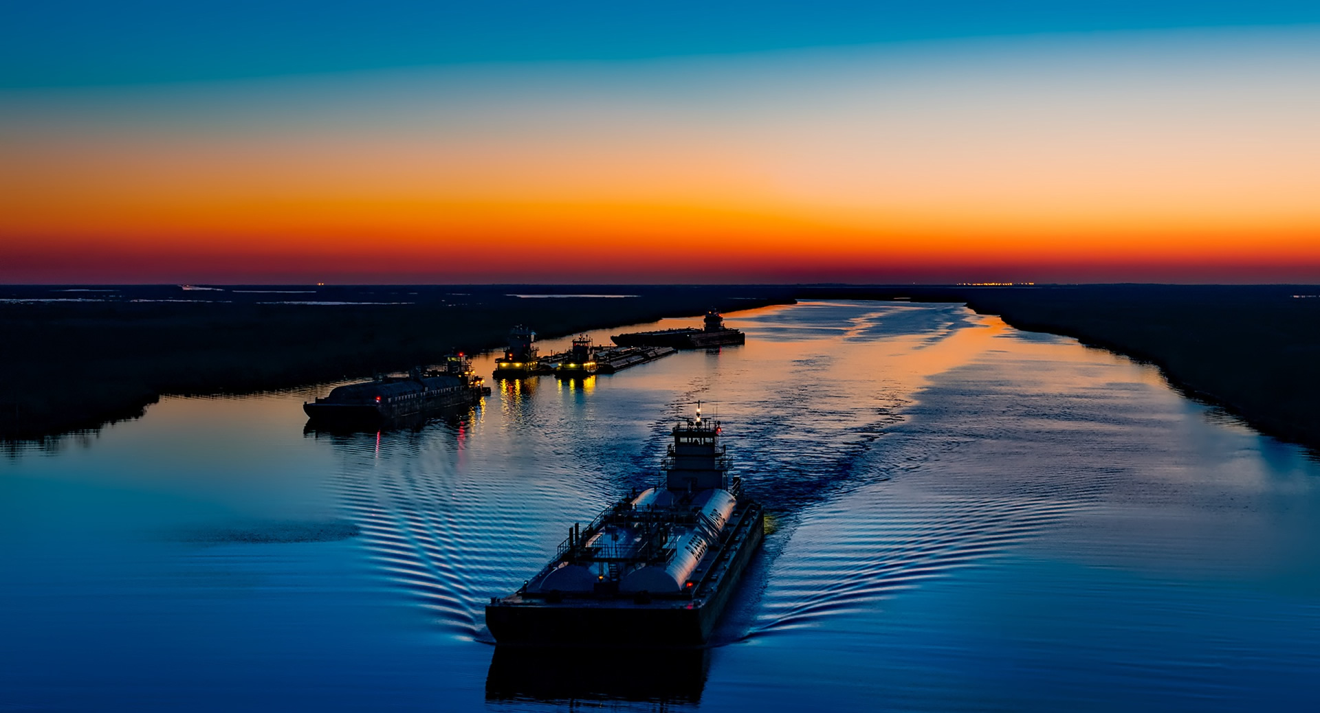 Mississippi River Port Weather Sources | Blue Water Shipping